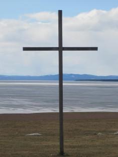 Kors vid Siljan