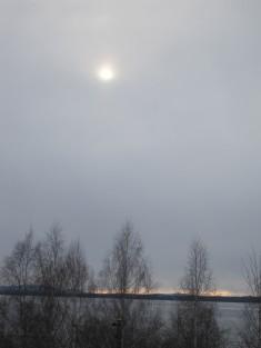 Sol över Rättvik