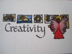 Kreativ Ängel