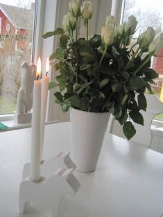 Ljus i mitt hus