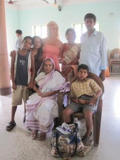 Jomunas familj