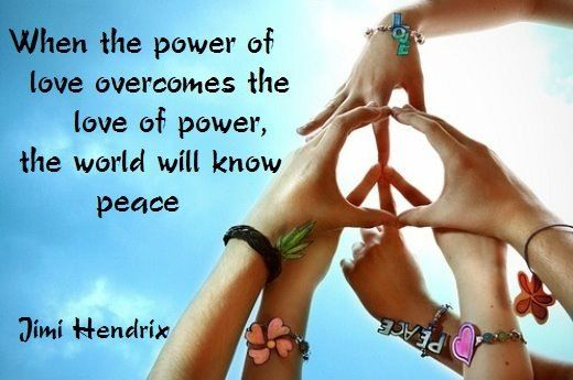 Peace Jimi Hendrix