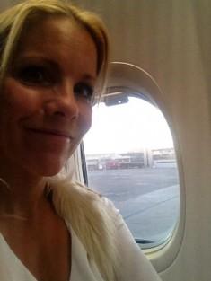 På väg till Köpenhamn
