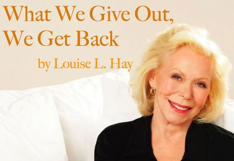louise l hay quote
