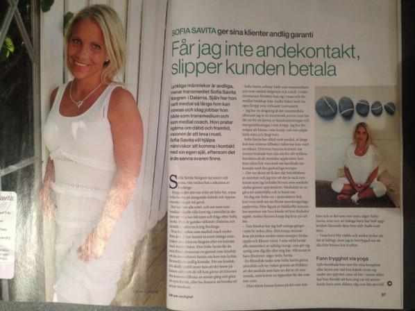 Savita Norgren Tidningen Nära