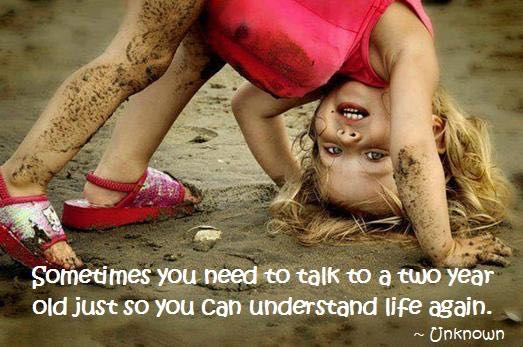 Talk to little people