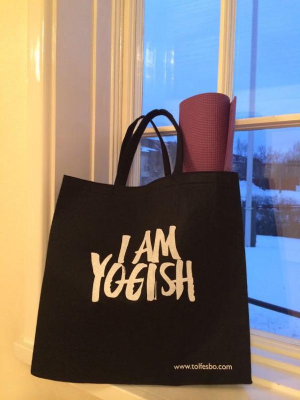 I am yogish