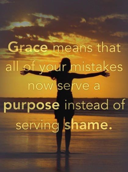 Grace and purpose